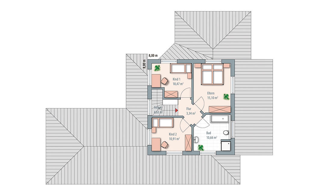Edition Select 196 - Eine Nahaufnahme von einer Karte - Die Architektur