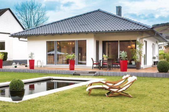 Moderne Bungalows: Schwörerhaus: plan-e-10-087-1