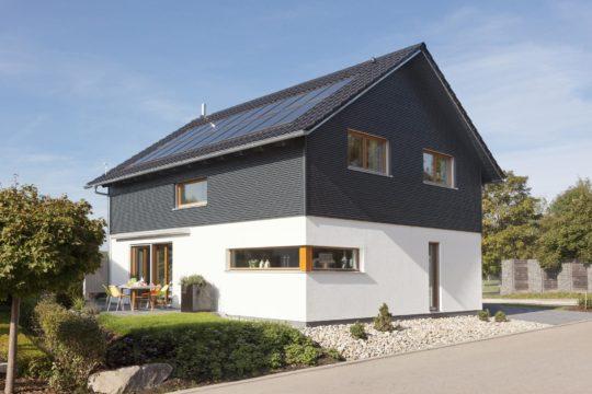 Schwörer Haus Musterhaus Villingen-Schwenningen - Das Dach eines Hauses - SchwörerHaus KG Musterhaus Villingen-Schwenningen
