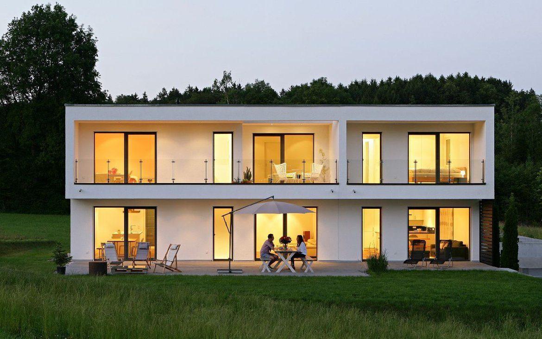 Ehrenbach - Ein schild vor einem haus - Haus