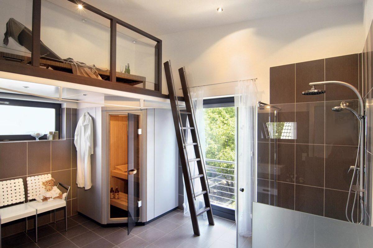 Plan E 15-156.1 - Eine küche mit waschbecken und spiegel - Bad