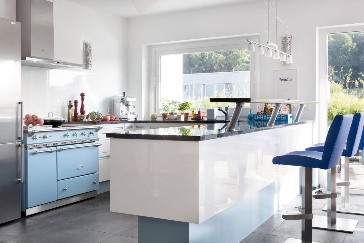 Plan E 10-225.1 - Eine küche mit waschbecken und fenster - SchworerHaus KG