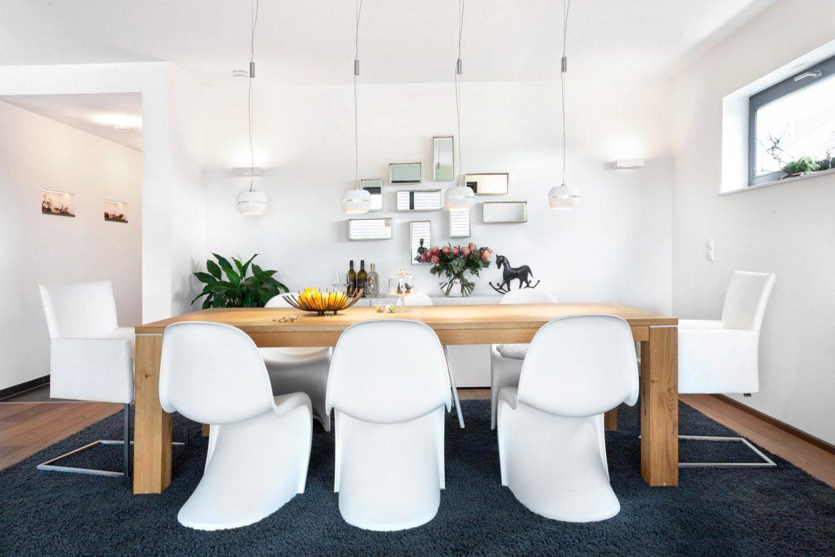 Haus Groh - Ein Raum voller Möbel - Bauhaus