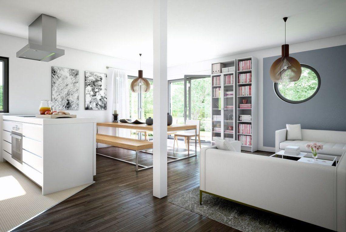 Stadtvilla Atlanta - Ein Raum voller Möbel und ein großes Fenster - Lennar in Belle Harbour