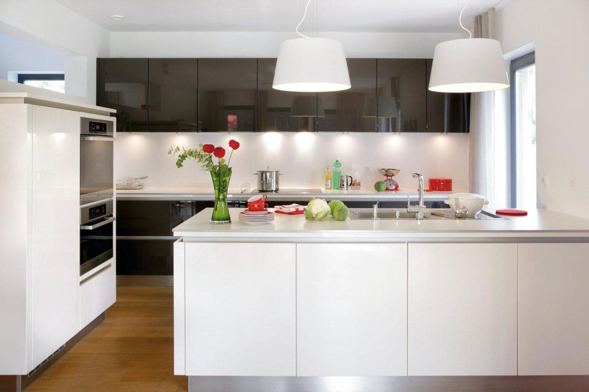 Plan E 20-137.1 - Ein Blick auf eine Küche - Küche