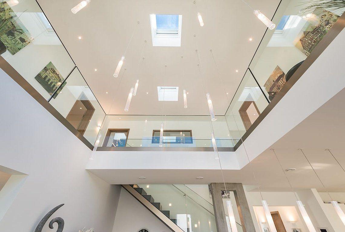 Musterhaus San Diego - Ein großer Raum - Haus