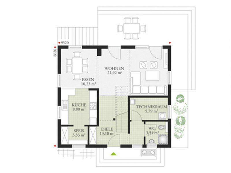 Point 129A - Eine Nahaufnahme eines Geräts - Gebäudeplan
