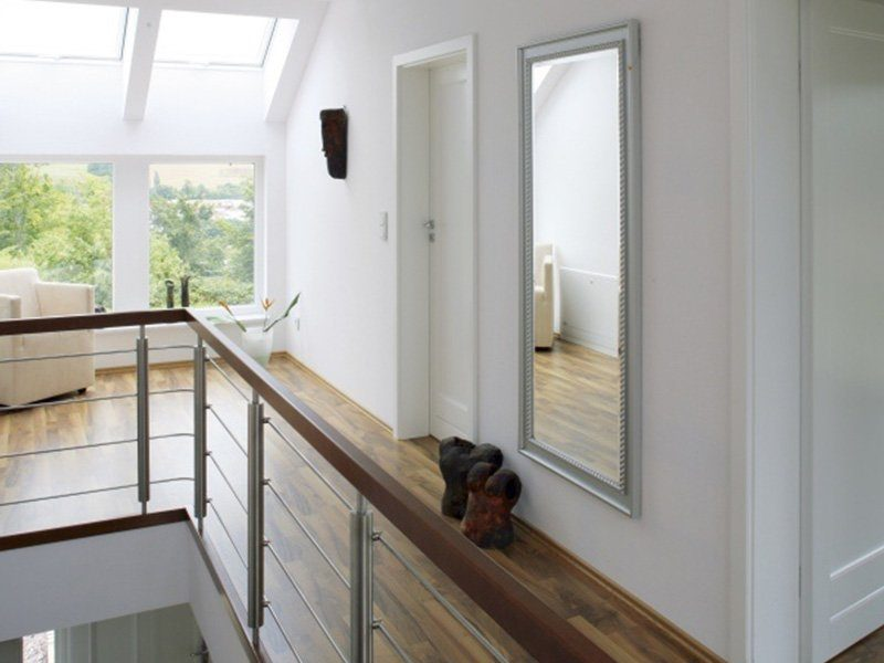 Point 150.17 - Eine küche mit waschbecken und fenster - Treppe