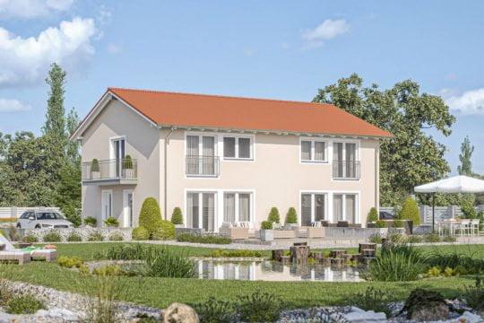 Doppelhaus Haas Haus 112 C