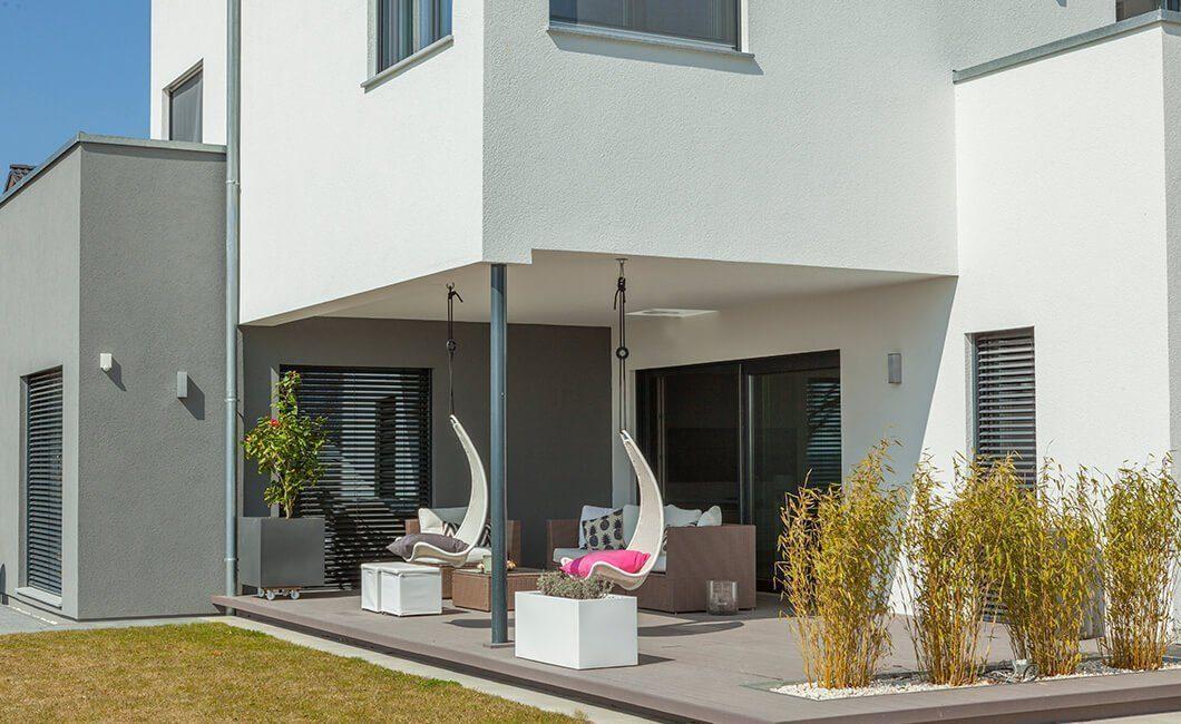 Edition Select 236 - Ein großes weißes Gebäude - Haus