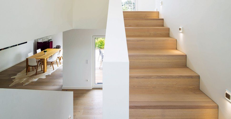 Haus im Bauhaus-Stil von Fingerhaus
