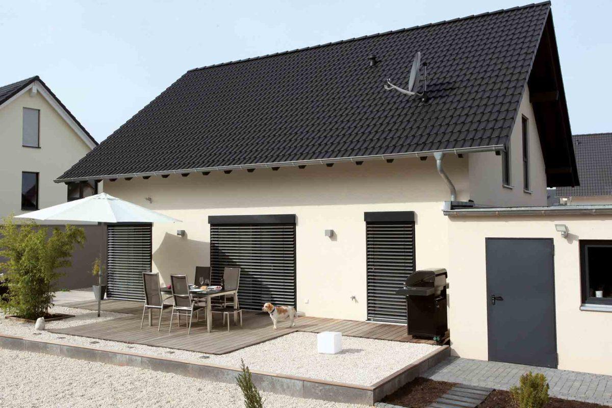VIO 302 - Das Dach eines Hauses - FingerHaus