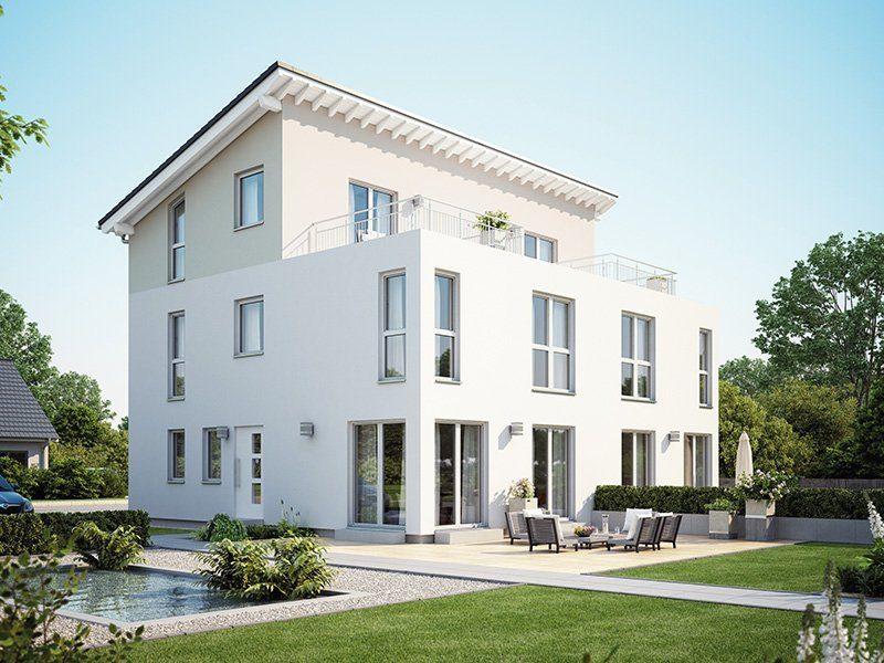 DUO 155 - Ein großes weißes Haus - Haus