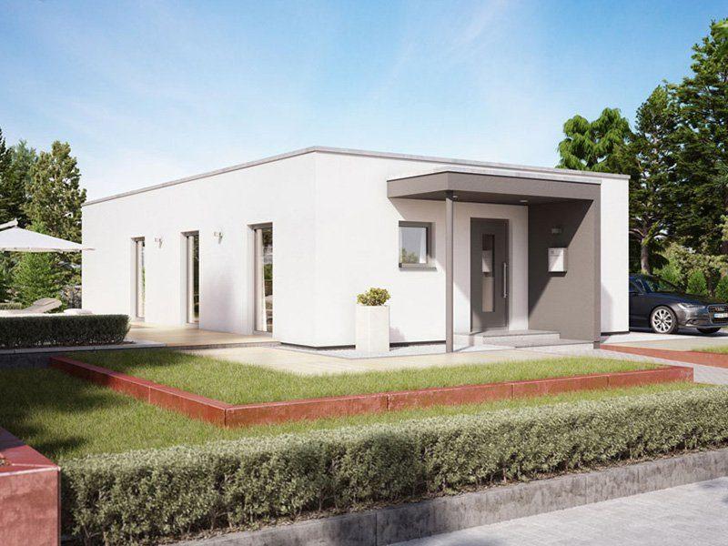 NIVO 95 - Ein Haus mit Bäumen im Hintergrund - Bungalow