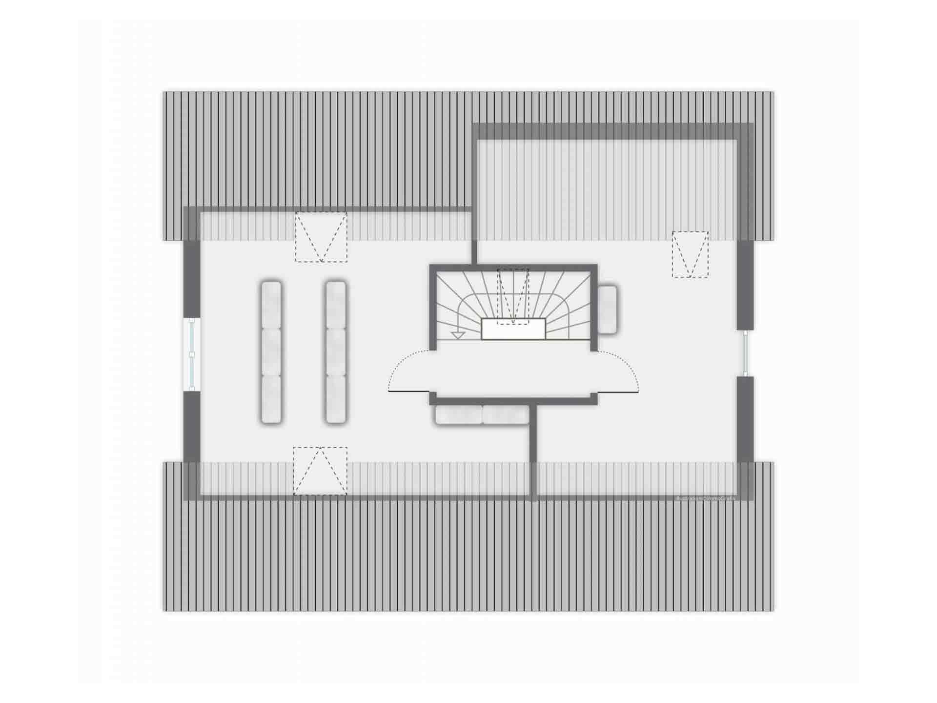 Haus Ponticelli - Eine Nahaufnahme eines Geräts - Gussek Haus