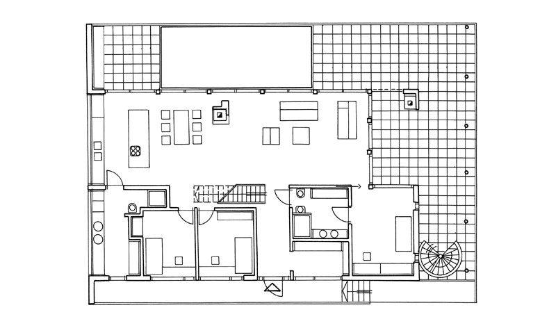 Grundriss EG Custom Home II