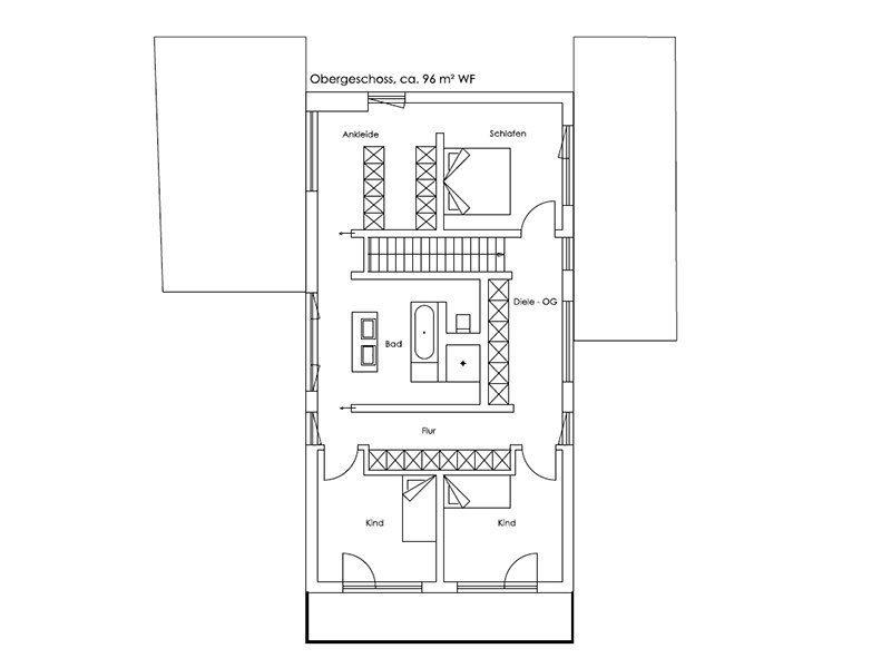 Vitalhaus Oberaudorf - Eine nahaufnahme von text auf einem weißen hintergrund - Regnauer Fertigbau GmbH & Co. KG