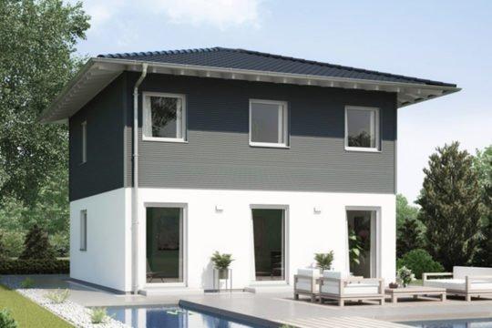 Plan E 20-098.3 - Ein großes weißes Haus - SchwörerHaus KG