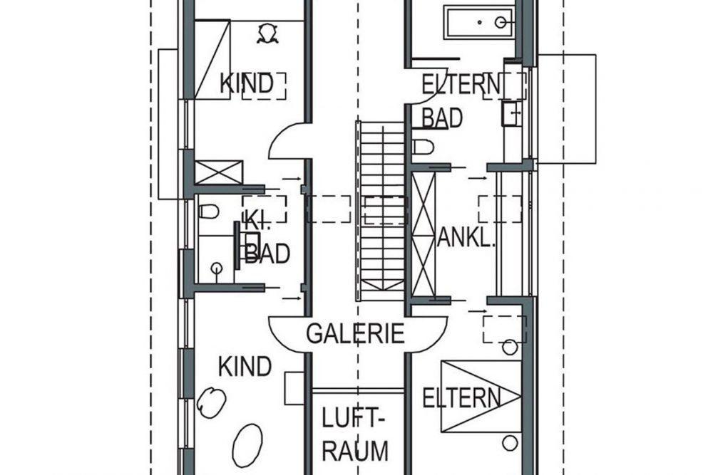 Musterhaus Suhr - Eine nahaufnahme von text auf einem weißen hintergrund - Home Expo Suhr