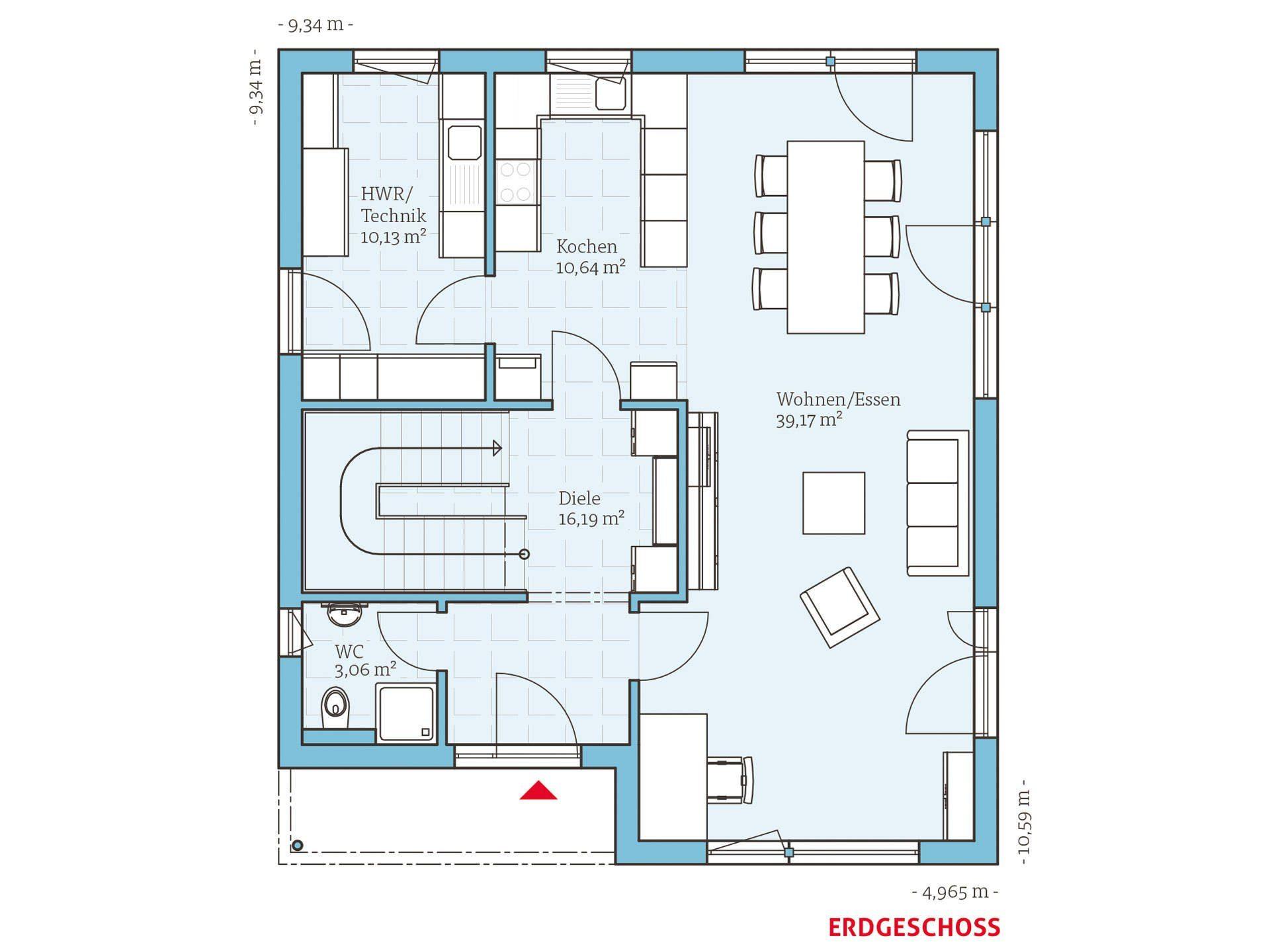 Cubus 162 - Würfelhaus