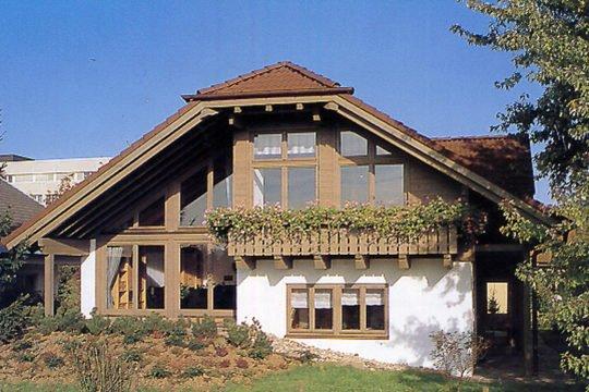 GFS Landhaus Musterhaus Fellbach