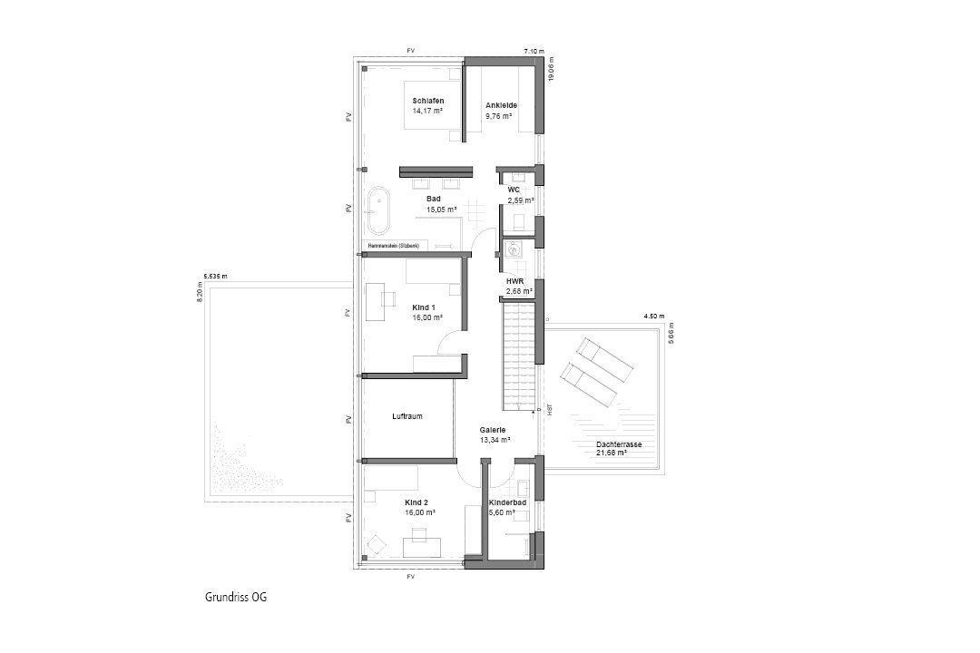 Core - Eine Nahaufnahme von einer Karte - Luxhaus