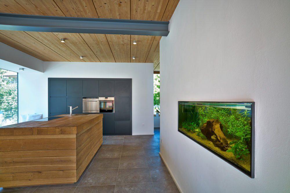 Musterhaus Suhr - Ein Blick auf den Fernseher - Home Expo Suhr
