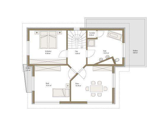 Plus-Energie-Haus Emotion - Eine Nahaufnahme eines Geräts - Energie-Plus-Haus