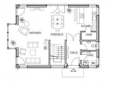 ProArt 145 - Eine Nahaufnahme von einer Karte - Gebäudeplan