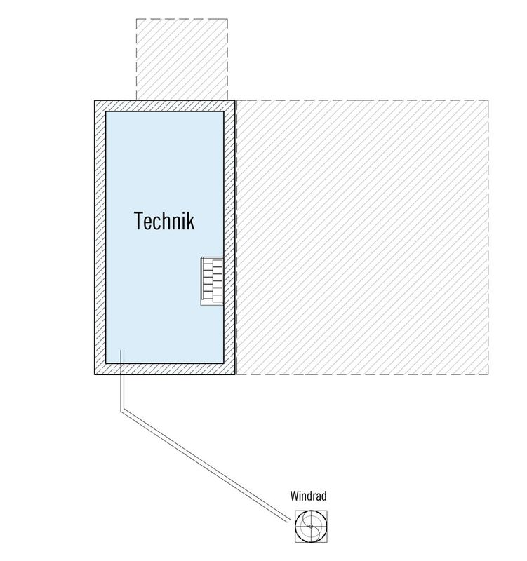 Alpenchic - Eine Nahaufnahme von einem Logo - Bau-Fritz GmbH & Co. KG, seit 1896