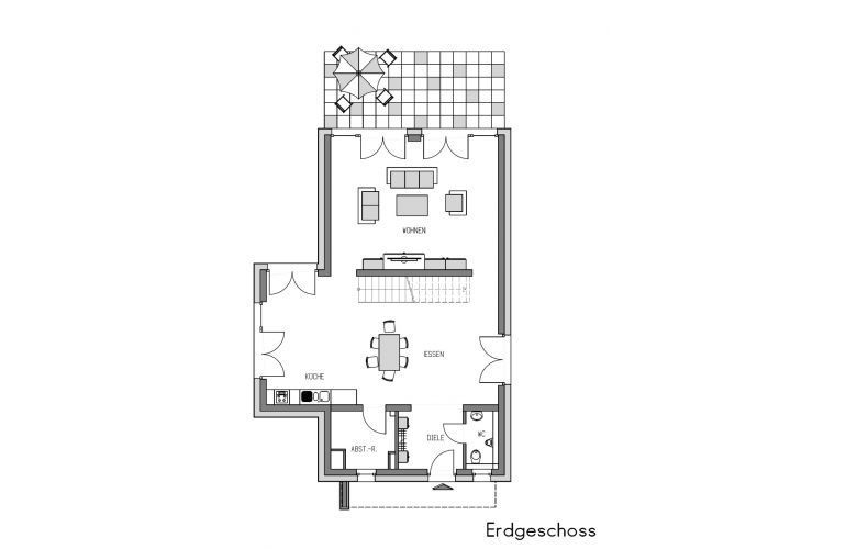 Musterhaus Glinde - Eine Nahaufnahme eines Geräts - Heinz von Heiden - Musterhaus Glinde