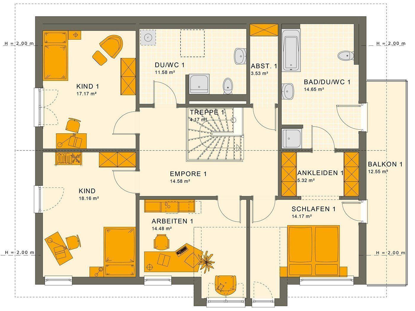 SOLUTION 230 V4 - Eine Nahaufnahme von einer Karte - Gebäudeplan
