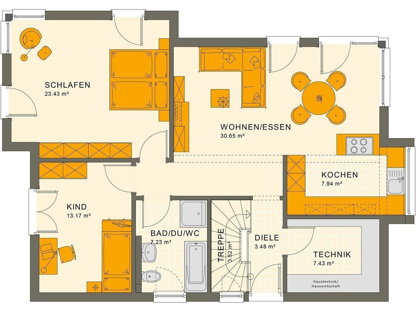 SOLUTION 87 V7 - Eine Nahaufnahme von einer Karte - Gebäudeplan