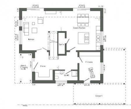 Energieplus Haus Poing - Eine Nahaufnahme von einer Karte - SchwörerHaus KG Musterhaus Poing