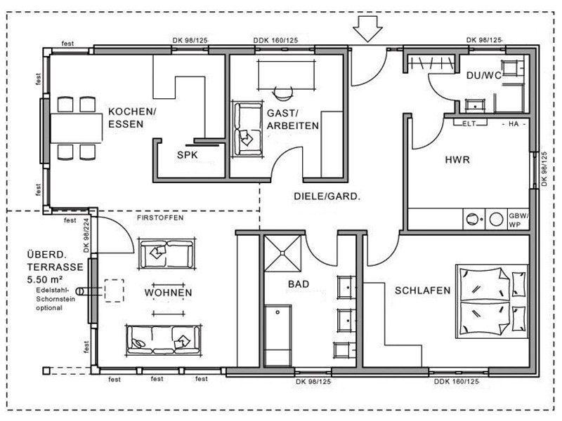 Midsommer - Eine Nahaufnahme von einer Karte - Gebäudeplan