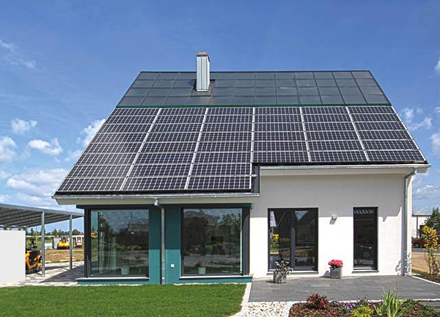 Helma-Photovoltaik-Anlage