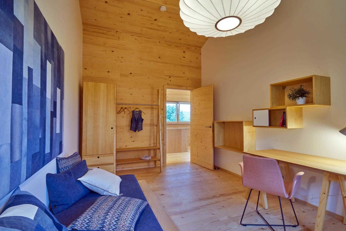 Musterhaus Casa Vita - Ein Raum voller Möbel - Interior Design Services