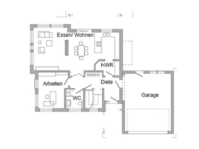 Plan E 15-171.1 - Eine Nahaufnahme von einem Logo - Gebäudeplan