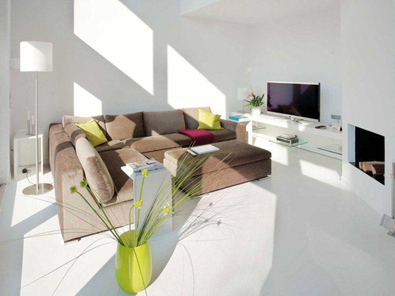 Plan E 15-189.1 - Ein Wohnzimmer - Interior Design Services