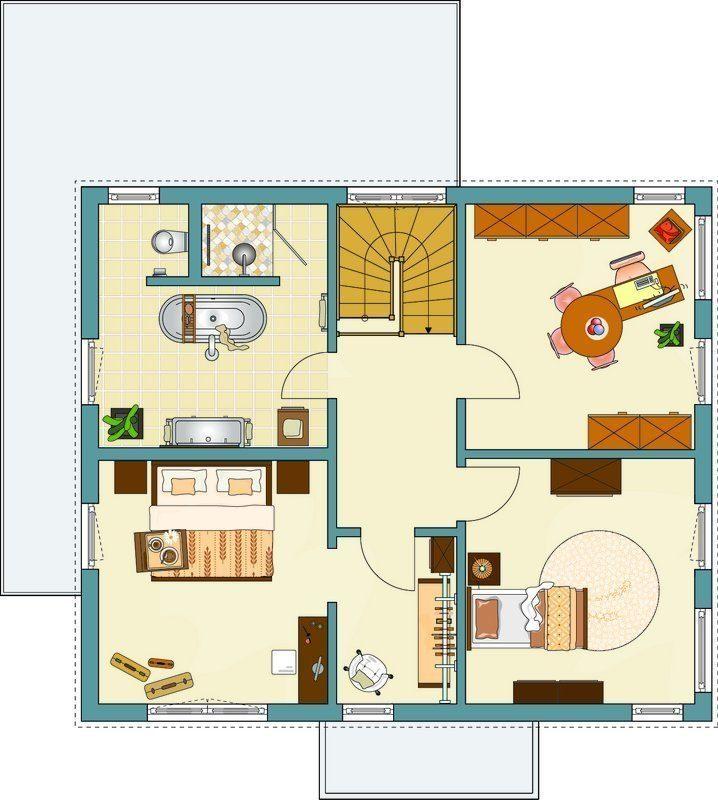 Aktionshaus MEDLEY 3.0 – Musterhaus Werder - Ein Screenshot eines Videospiels - FingerHaus GmbH - Musterhaus Berlin-Werder
