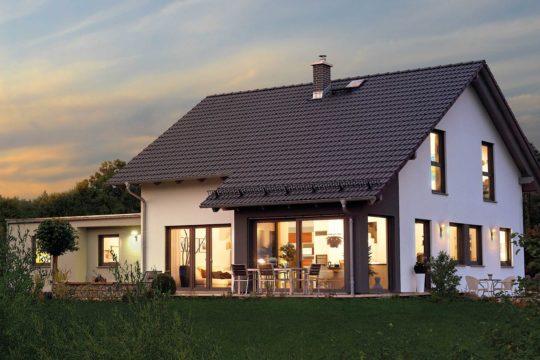 VARIANT 35-154 - Ein Blick auf ein Haus - Hanse Haus