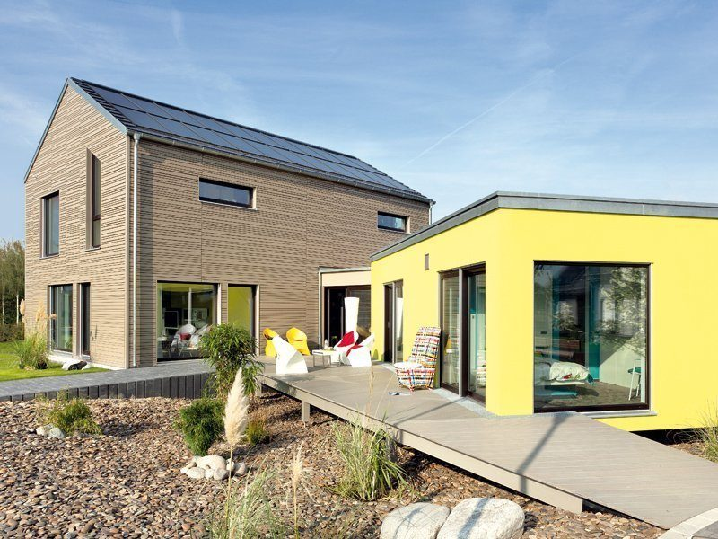 Hausvergleich Plus Energie Häuser