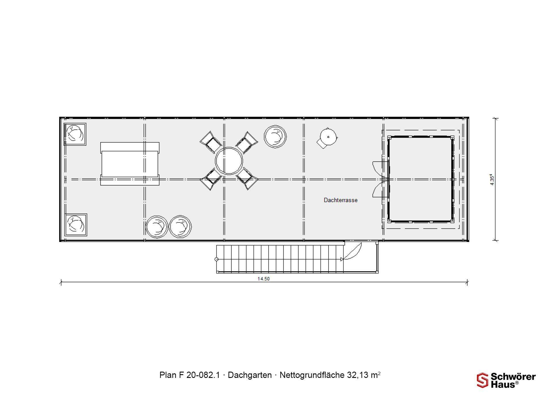 Green Living Space - Ein Screenshot eines Handys - Gebäudeplan