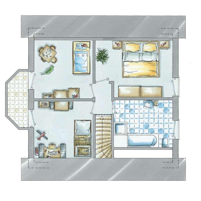 Prestige 3 - Gebäudeplan