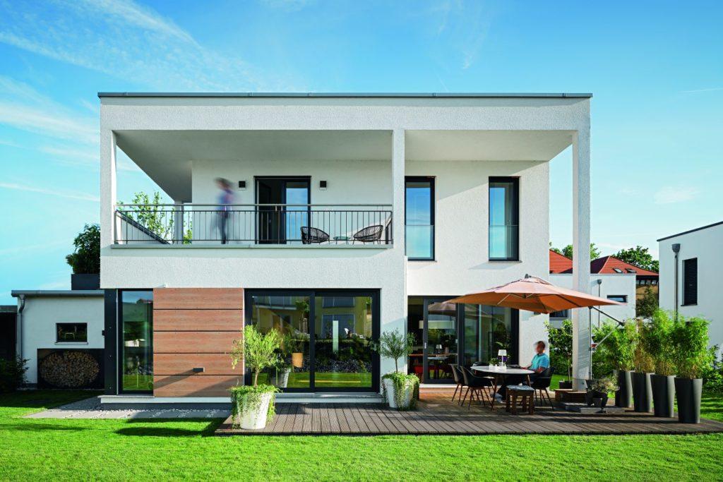 Weber Haus Kundenhaus Blum