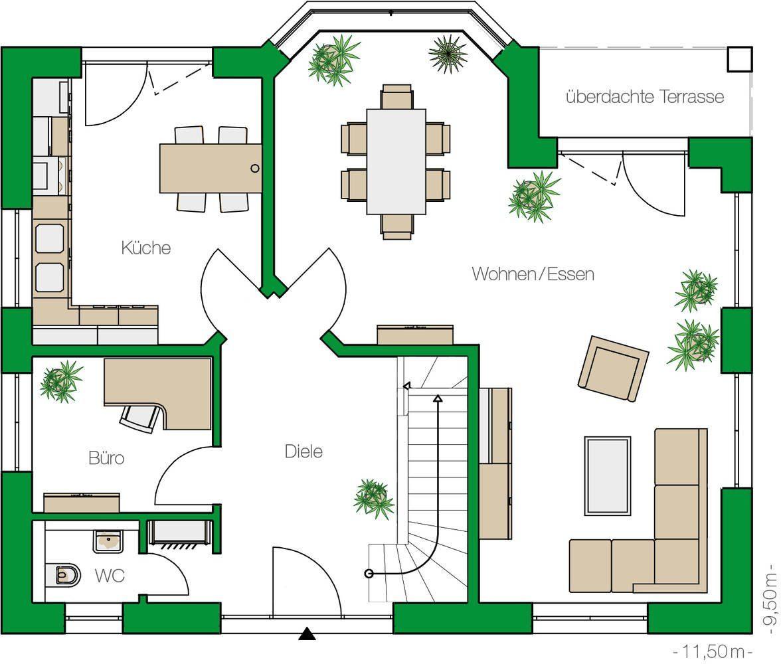 Berlin IV - Eine Nahaufnahme von einer Karte - Gebäudeplan