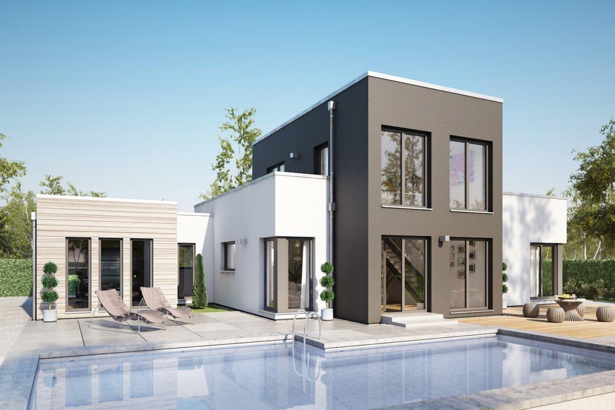 AMBIENCE 100 V5 - Ein großes weißes Gebäude - Bien-Zenker