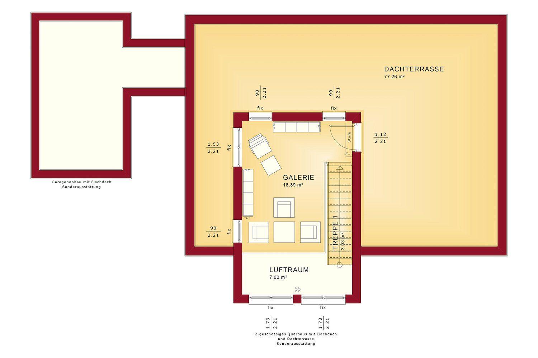 AMBIENCE 100 V5 - Ein Screenshot eines Handys - Gebäudeplan