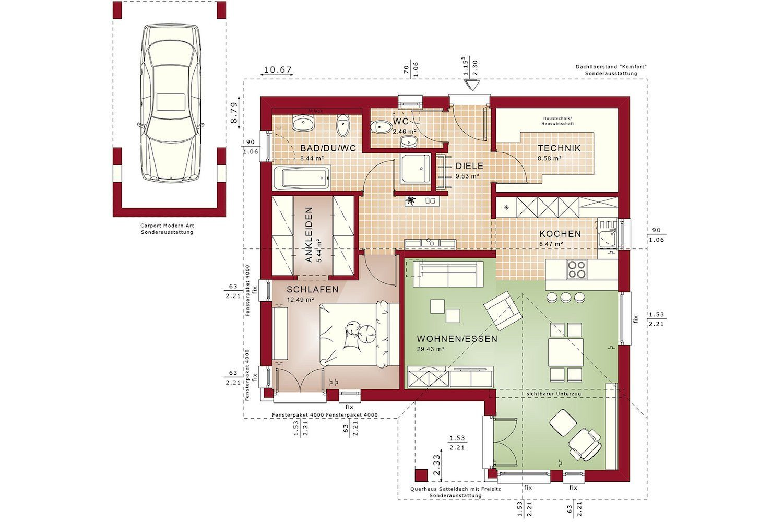 Automatisch gespeicherter Entwurf - Ein Screenshot eines Handys - Haus-Plan