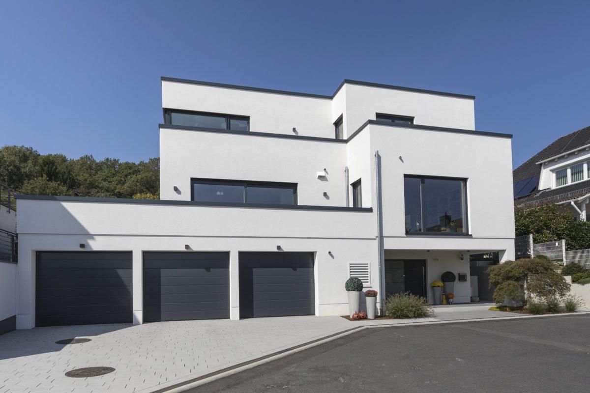 Haus Lehmann - Fassade